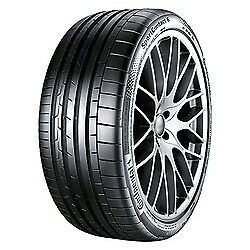 2 New 245 35r19xl Continental Contisportcontact 6 Tire 2453519