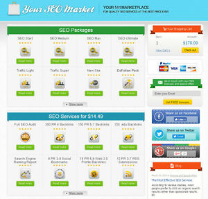 Seo Services Reseller Business Website Free Hosting