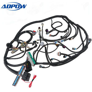 Engine Standalone Wiring Harness Fit For 2003 2007 Ls3 Engines 4 8 5 3 6 0 4l60e