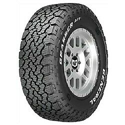 4 New Lt285 75r16 10 General Grabber A Tx 10 Ply Tire 2857516