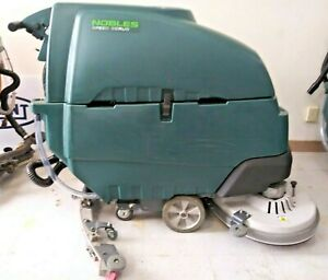 Tennant nobles Ss5 32 In Floor Scrubber new Batteries Reconditioned
