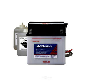 Acdelco Ab16clb Specialty Conventional Powersports Jis 16cl b Battery Sc