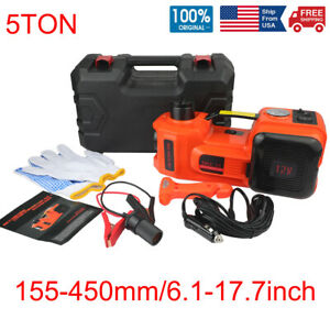 Impact Wrench 5ton Car Jack Electric Hydraulic Jack Car Floor Jack Wrench