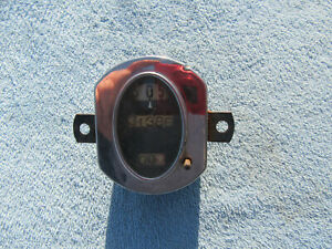 Vintage Ford Model A Dash Instrument Panel Speedometer 1928 1929 1930
