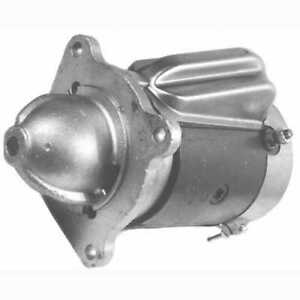 Remanufactured Starter Style Dd 3139 Fits Ford 4600 2600 2000 3600 4110