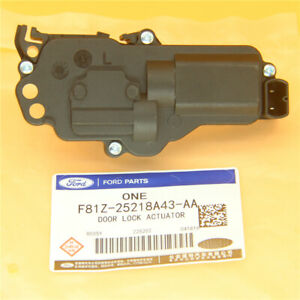 Rear Front Left Driver Side Power Door Lock Actuator Fit Ford F 250 Super Duty