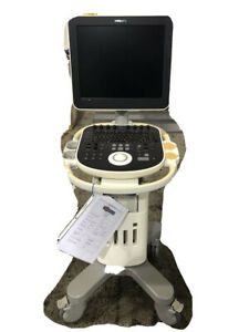 Philips Clearvue 650 Ultrasound Used Machine Clear View