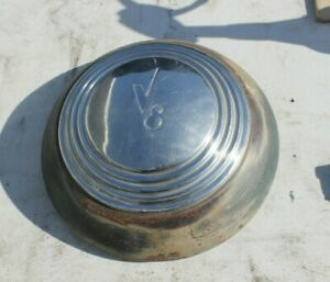 1939 Ford Deluxe Hub Cap Nice of