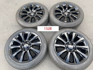 19 20 Chevy Corvette C8 Oem Factory Wheels Michelin Tires Staggered 330y