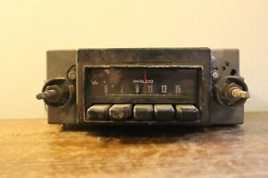 Vintage Am Philco Radio D22a 18806 1972 Ford Pinto