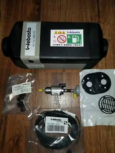 Webasto Air Top 2000 Stc Diesel 12v Air Heater And Fuel Pump All In The Picture
