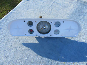 1957 1958 1959 1960 Ford Pickup F100 Truck Speedometer Instrument Cluster