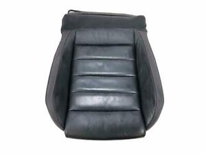 Front Seat Cushion 5gm881375b Vw Golf Gti 15 17 Lh Driver Black Leather Heated