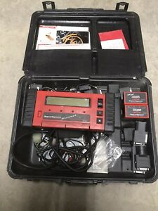 Snap On Mt2500 Scanner With Extra Accessories Snap On