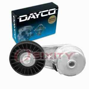 Dayco Drive Belt Tensioner Assembly For 2001 2003 Saturn L200 Engine Pully It