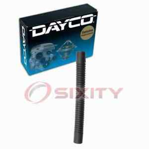 Dayco Lower Radiator Coolant Hose For 1972 Plymouth Gran Fury 6 6l 7 2l V8 De