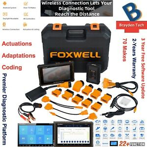 Foxwell I70pro 8 Tablet Scanner Full System Active Testing Diagnostic Scanner
