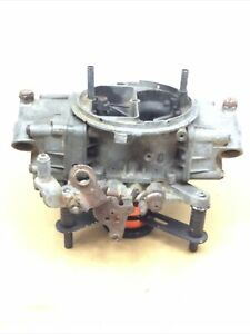 1969 1970 4604 Holley 1050 Cfm 3bl Carburetor Dated 964 Boss 429 Eelco Linkage