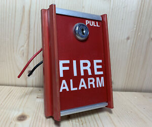 Fci Ms 6 Fire Alarm Pull Station Conventional