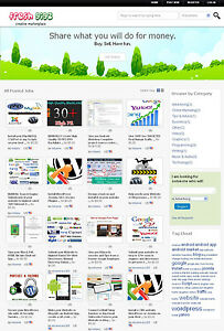 Run Your Own Micro Jobs Website Free Hosting