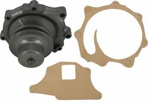 Water Pump W Pulley For Ford 8000 8200 8400 8600 8700 9000 9200 9600 9700 A66