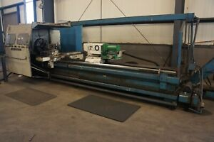 1976 40 X 168 Lodge And Shipley Cnc Big Hole Lathe