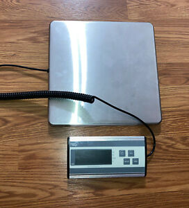 Smart Weigh Ace200 Heavy Duty Stainless Steel Postal Scale 440lb Max