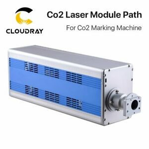 Co2 Laser Module Path For Co2 Marking Machine Laser Source Machinery Parts