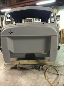 1940 Chevy Steel Body Hot Rod Project Chevrolet Coupe No Rust In Primer