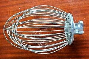 New Hobart Equivalent 20 Qt Wire Whip Whisk Commercial Industrial Mixer D Style
