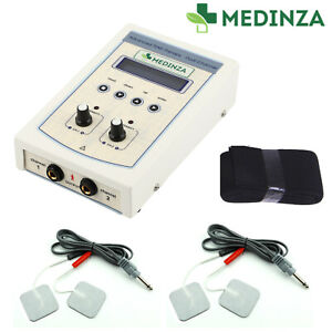 Pro Us Home Use 2 Channel Electrotherapy Physical Pain Relief Ultrasound Machine