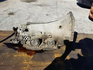 Mercedes Benz 4 Speed Automatic Transmission 2102701900