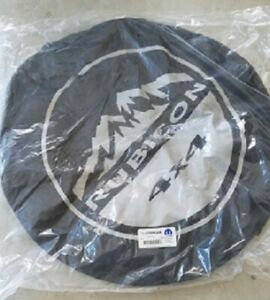 Jeep Rubicon 32 Spare Tire Cover New Unopened Oem Mopar Part 82209954ab