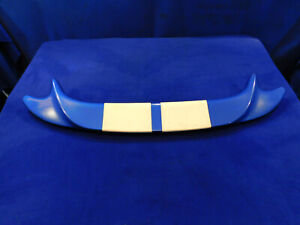 94 95 Mustang Cobra Style Rear Trunk Decklid Spoiler 96 97 98 Take Off Used W18
