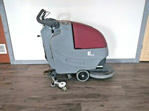 Minuteman E17 Brush Driven Automatic Scrubber New Batteries