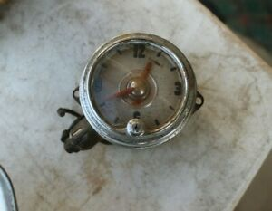 1948 1949 1950 1951 1952 Oldsmobile Clock of