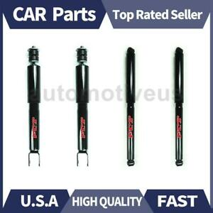 Front Rear Shock Absorber 4 X Focus Auto Parts For Gmc 1999 2007