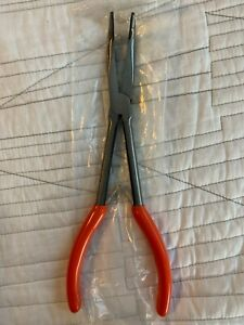 Matco Pn0112p 11 Inch Long Reach 90 Degree Needle Nose Pliers New