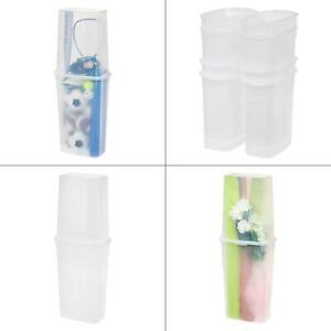 40 In Wrapping Paper Storage Box In Clear 4 pack