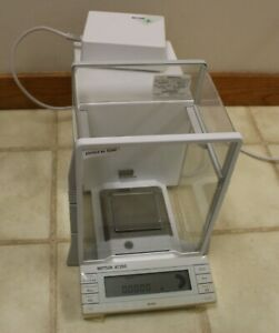 Mettler Digital Lab Scale At250 At 250 Balance Analytical Delta Range 0 01 Mg