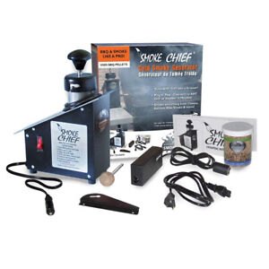 Smokehouse Products Smoke Chief Patio Cold Smoke Generator Accessory for Parts