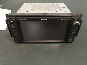 09 11 Vw Routan Radio Receiver With Navigation