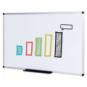 Viz pro Dry Erase Board whiteboard Non magnetic Wall Mounted Board For Home