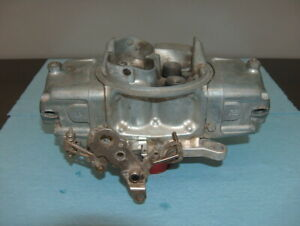 Demon Carburetion Racing Holley 625 Cfm Road Demon Vacuum Secondary Carburetor