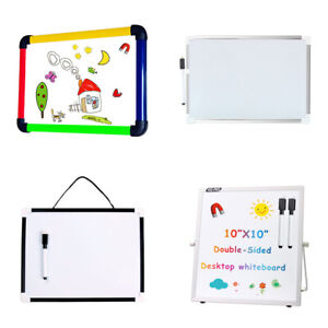 Viz pro Small Dry Erase Board Magnetic Whiteboard Marker Study Class Student