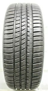 One Used 235 55zr19 2355519 Michelin Pilot Sport A S 3 10 32 D81