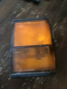 Land Rover Front Turn Signal Light Lamp Left Range Classic 92 95 Oem