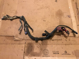 Toyota Tacoma Battery Cable Alternator Wiring Harness 4 Cyl 95 96 97
