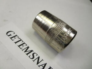 Antique Snap On 1 2 Drive 11 16 Shallow 6pt Socket No220 Mint Nos Very Rare