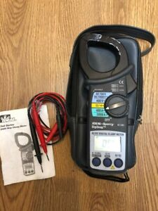 Ideal Sperry 61 741 Multi Meter Used